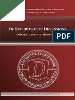 De Securitate et Defensione 1(2) 2016
