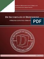 De Securitate et Defensione 2(1)2015