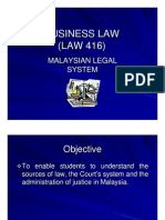 business law_malaysian legal system