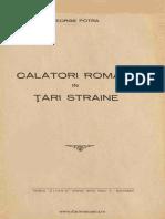 Călători români în ţări străine G Potra.pdf