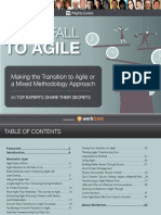 Agile Workfront eBook
