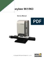 HoneyBee 961Service2005