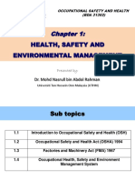 01 Health Safety & Environmental Mgmt_Lecture Note_BDA