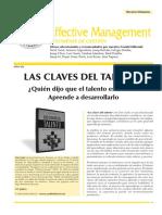 Dan Coyle - Las Claves Del Talento