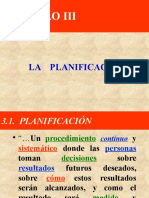 PLANIFICACIÓN MARKETING OPERATIVO