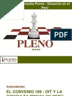 Consulta Previa en El Peru Situacion Actual y Perspectivas FQJ IIMP 140416