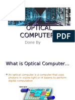 Optical Computers