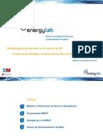 04 Metodologia Para Abordar Un Proyecto de Eficiencia Energetica Ipmvp Fenercom 2014
