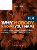 Why Nobody Knows Your Name - By Freelancelift.pdf