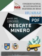 RESCATE MINERO