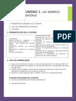 7c2b0 Unidad 1 Los Numeros Enteros i 2015 (1)