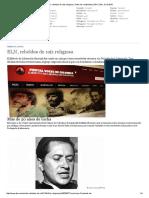 ELN, Rebeldes de Raíz Religiosa _ Todos Los Contenidos _ DW.com _ 12.10
