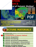 Fundamental of Seismic