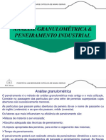 Aula - Analise Granulometrica i