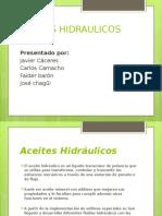 Aceites-Hidráulicos