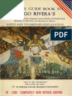 06.1 Rivera, D. Libro Guia Oficial de Los Murales de Diego Rivera