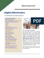 Digital Electronics 01
