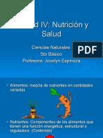 Ppt Nutricion y Salud