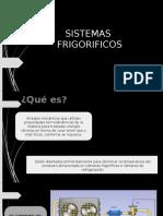 Sistema Frigorifico