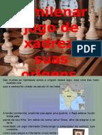 O milenar jogo de xadrez, suas origens, regras e características