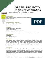 PG Fotografia Projecto e Arte Contemporanea 1213 v2