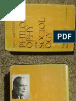 Philosophy & Sociology