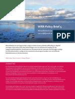 PB005 Klimaatbeleid Lange Termijn