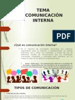 Comunicacion Interna - Crisol
