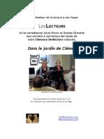 Affichette LesLecteurs Clémence 2016