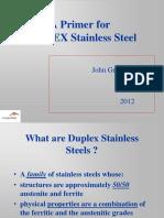 Duplex materials