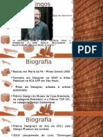 Domingos Tótora - Sustentabilidade e Projeto Social