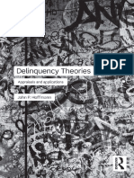 Delinquency Theories, John Hoffmann