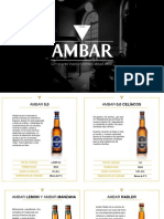 Catalogo Cervezas Ambar