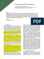 Modelling of Abrasive Waterjet Machining a New Approach (Journal)