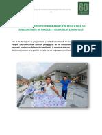 Manual de Reporte Programación Educativa v1