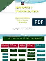 Modulo II Fundamentos Del Riego