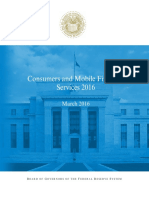 Consumers and Mobile Financial Services Report 201603