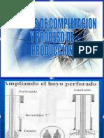 Metodos de Completacion y Proceso de Produccion