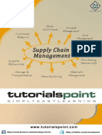 Supply Chain Management Tutorial