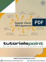 Supply Chain Management Tutorial