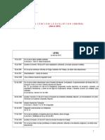 Reglamentación Legal Para Salud Ocupaciónal