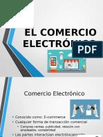 COMERCIO ELECTRONICO - TIENDAS VIRTUALES .pptx