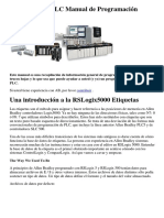 Allen Bradley PLC Manual de Programacion