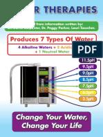 Kangen Water Therapies
