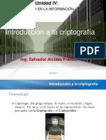 ETS4-T - Critografia - Clave Privada - Publica - Firma Digital