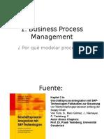 1-Business Process Management Introduccon
