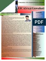 Eicasa Enewsletter March 2016