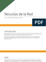 Recursos de La Red