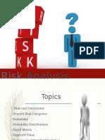 Manegerial Economics ( Risk Analysis Presentation)