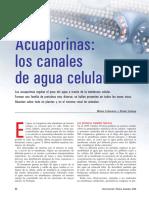 acuaporina